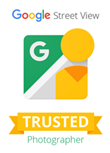 Google Streetview Trusted Photographer Badge